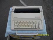 elektrische Schreibmaschine Fabrikat