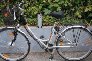 Elektro Fahrrad Alu-