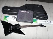 Elektro Gitarre , Verstärker
