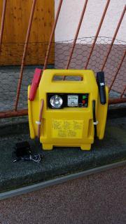 Energiestation KFZ Starthilfe