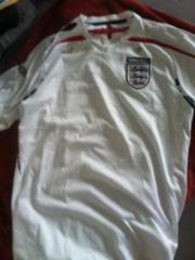 England Trikot Jersey