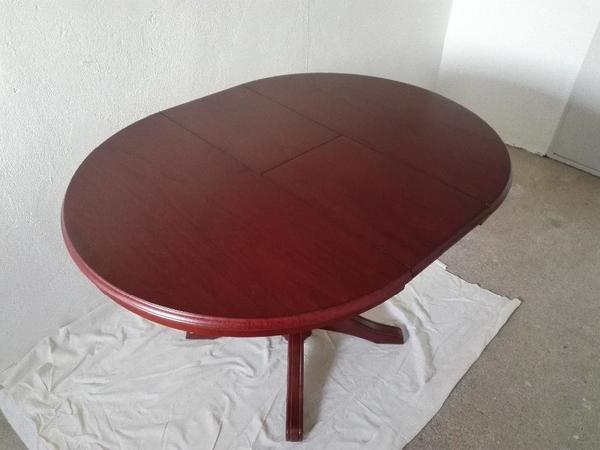mahagoni tisch neu und gebraucht kaufen bei. Black Bedroom Furniture Sets. Home Design Ideas