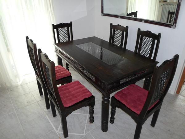 esszimmer kolonialstil. Black Bedroom Furniture Sets. Home Design Ideas