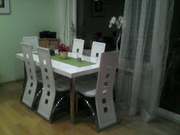 stuhl weisser neu und gebraucht kaufen bei. Black Bedroom Furniture Sets. Home Design Ideas