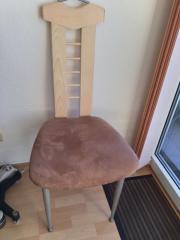 Esszimmerstühle aus hellen