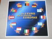 Euro Münzenausgabe Set,