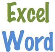 Excel- und Word-
