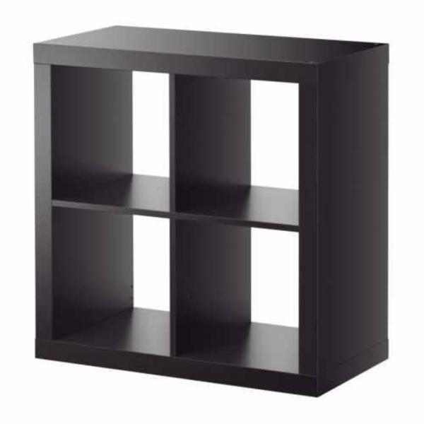 Ikea expedit neu und gebraucht kaufen bei for Regal dunkelbraun