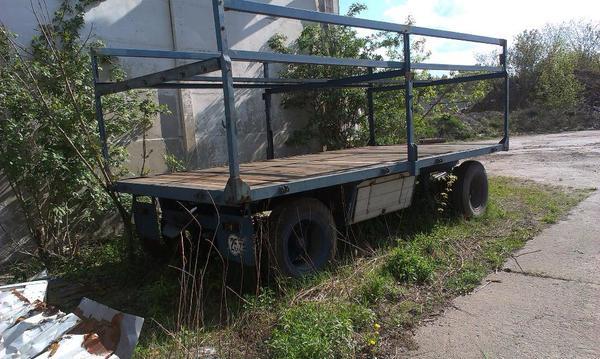 fahrgestell bauwagen wohnwagen holztransporter in. Black Bedroom Furniture Sets. Home Design Ideas