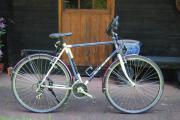 Fahrrad Cyco schwarz