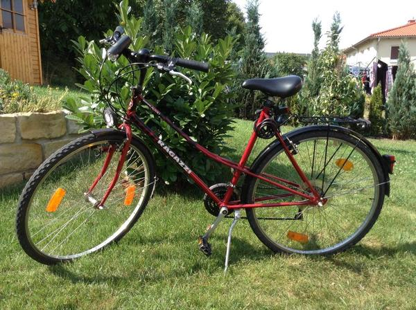 fahrrad in dresden damen fahrr der kaufen und verkaufen. Black Bedroom Furniture Sets. Home Design Ideas