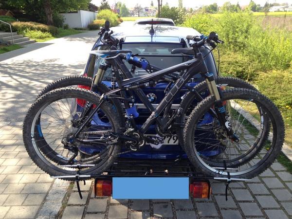 fahrrad hecktr ger paulchen tieflader f r bmw 1er e87 in. Black Bedroom Furniture Sets. Home Design Ideas