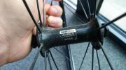 Fahrrad Laufrad Vorne