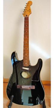 Fender Acousticaster