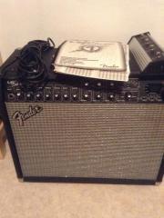 Fender Amp Cyber