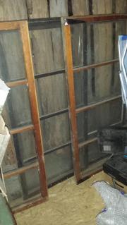 Fenster aus alter