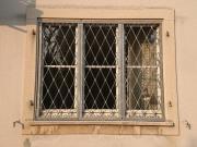 Fenstergitter Verzinkt Handwerk Hausbau