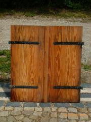alte fensterlaeden handwerk hausbau kleinanzeigen kaufen und verkaufen. Black Bedroom Furniture Sets. Home Design Ideas