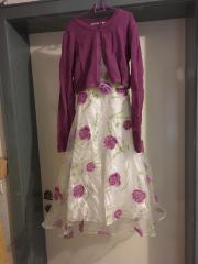 festliches Kleid, Erstkommunion,