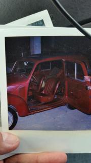 Fiat toppolino belverdere