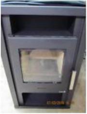 Fireplace Manhatten Kamin