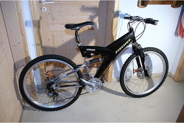 fischer mountainbike 26zoll 18gang in weilheim herren. Black Bedroom Furniture Sets. Home Design Ideas