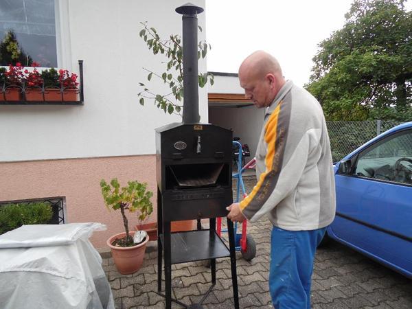 flammkuchenofen in pforzheim k chenherde grill. Black Bedroom Furniture Sets. Home Design Ideas