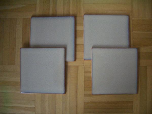 fliesen 15x15 cm 14 st ck einfarbig hellbraun hellbeige in stuttgart fliesen keramik. Black Bedroom Furniture Sets. Home Design Ideas
