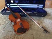 Französische Geige/Violine (