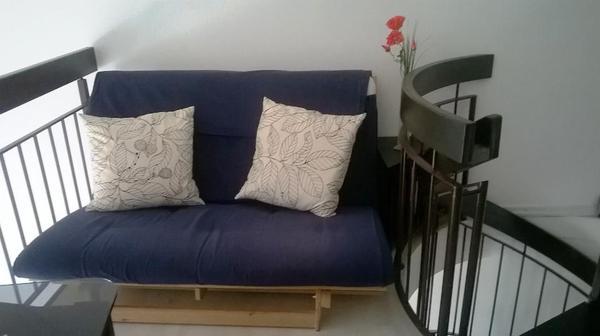 bett 140 holz neu und gebraucht kaufen bei. Black Bedroom Furniture Sets. Home Design Ideas