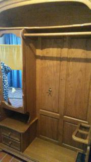 garderobe spiegelschrank haushalt m bel gebraucht. Black Bedroom Furniture Sets. Home Design Ideas