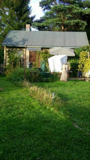 Garten in ostseenähe