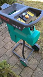 Gartenhäcksler Bosch 2500HP