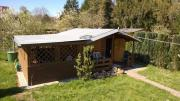 Gartenhaus auf Pachtgrundstück