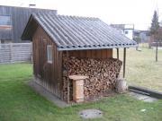 Gartenhaus / Geräteschuppen