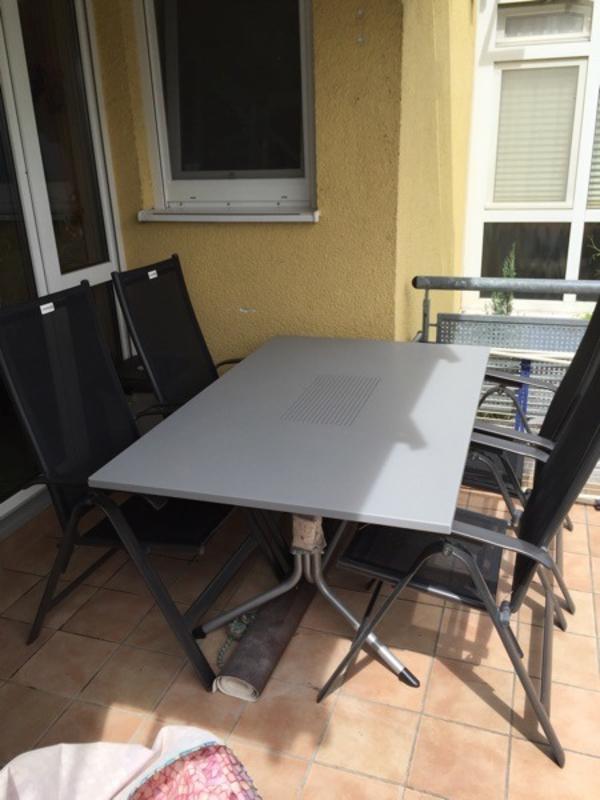 gartenm bel von acamp in ludwigshafen kaufen und verkaufen ber private kleinanzeigen. Black Bedroom Furniture Sets. Home Design Ideas
