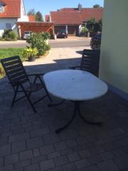 Gartenstühle 5 Stühle