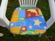 Gartenstühle mit Auflage