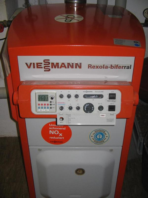 biete gas heizkessel vollautomat viessmann rexola biferral nenn w rmeleistung 12 18 kw baujahr. Black Bedroom Furniture Sets. Home Design Ideas
