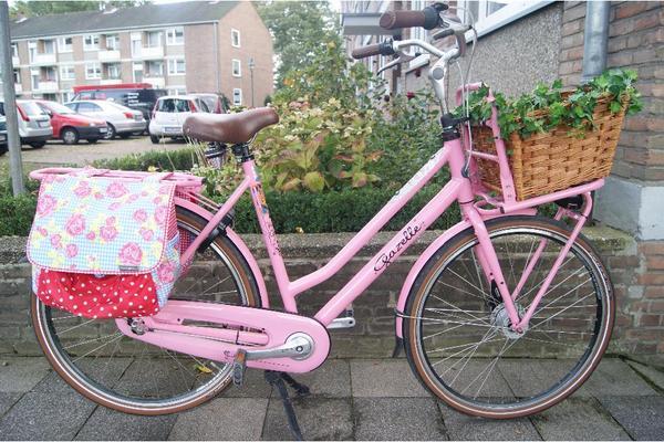 gazelle hollandfahrrad miss grace 28 zoll in rosa ein. Black Bedroom Furniture Sets. Home Design Ideas