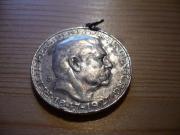 Gedenkmünze aus Silber