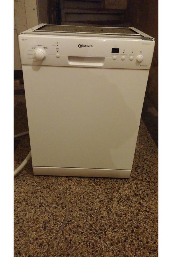 Geschirrspülmaschine Bauknecht = spülmaschinen (haushaltsgeräte) mannheim gebraucht kaufen