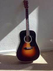 Gitarre Martin D-