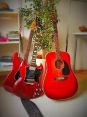 Gitarren-Unterricht, MTK,