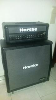 Gitarren Verstärker Hartke