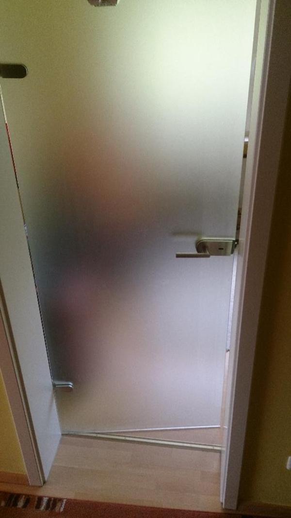 glasinnent r aus sicherheitsglas mit beschlag in ansbach t ren zargen tore alarmanlagen. Black Bedroom Furniture Sets. Home Design Ideas