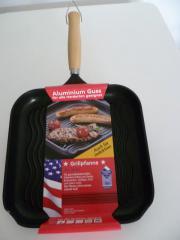 Grillpfanne aus Aluminium -