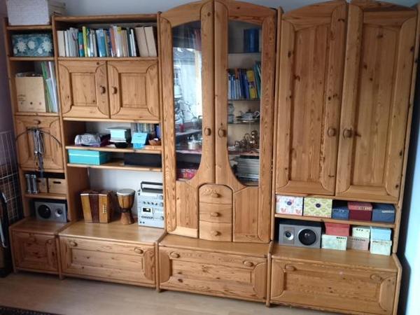 Fantastisch Wohnzimmerschrank Kiefer Bilder - Die besten ...