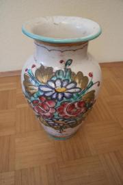 Große Vase Große Vase mit verschieden farbigem Muster. ca. 45 cm hoch 25,- D-76726Germersheim Heute, 17:14 Uhr, Germersheim - Große Vase Große Vase mit verschieden farbigem Muster. ca. 45 cm hoch