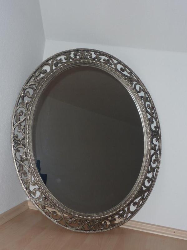 ovaler spiegel neu und gebraucht kaufen bei. Black Bedroom Furniture Sets. Home Design Ideas